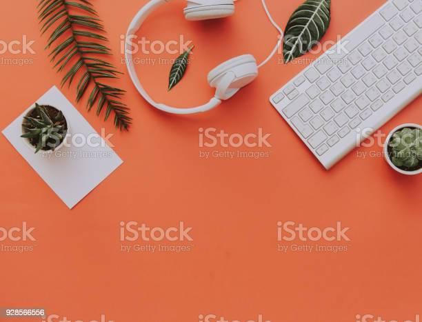 Creative flat lay of workspace desk office stationery keyboard and picture id928566556?b=1&k=6&m=928566556&s=612x612&h=a6db1mvi1ynswdl 5x16gbev1b7zk3olehxiksx5bii=