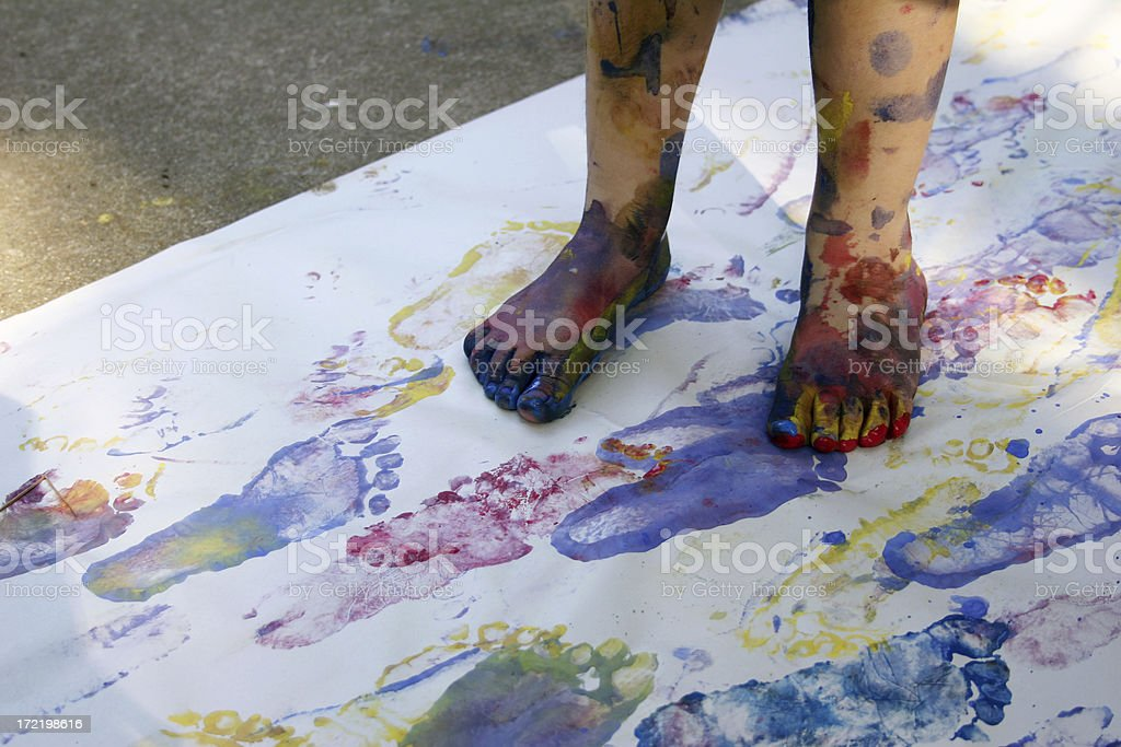 Creative Freedom royalty-free stock photo