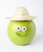 istock Creative fruits and vegetables 168631809