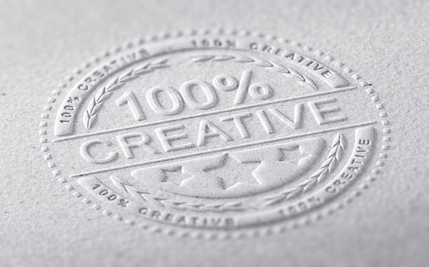 Creative Graphic Design - foto de stock