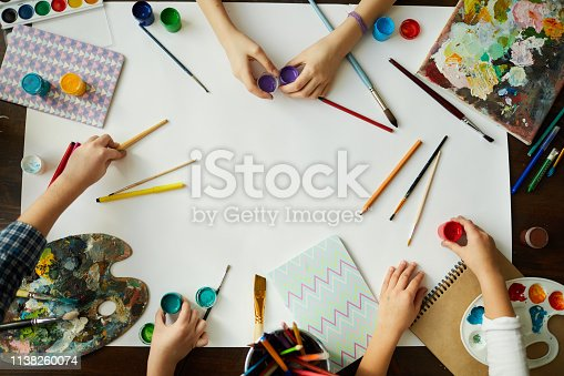 istock Creative Kids Background 1138260074