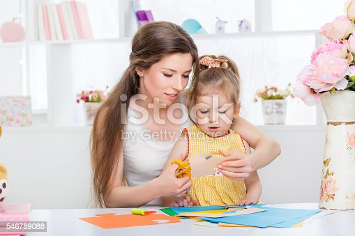istock creative leisure mom and daughter 546789088