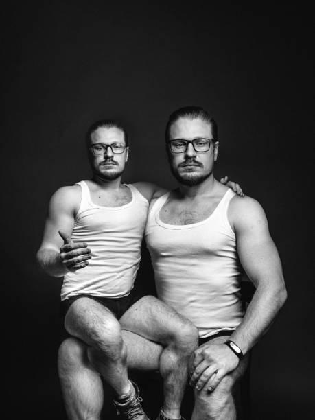 Creative man portrait concept of cloning people black and white image picture id1097230256?b=1&k=6&m=1097230256&s=612x612&w=0&h=ajja5dry rpovvt8tpemdx1as2tkze1f3qbftsf 9kc=
