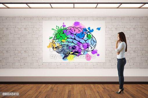 istock Creative mind concept 690043410
