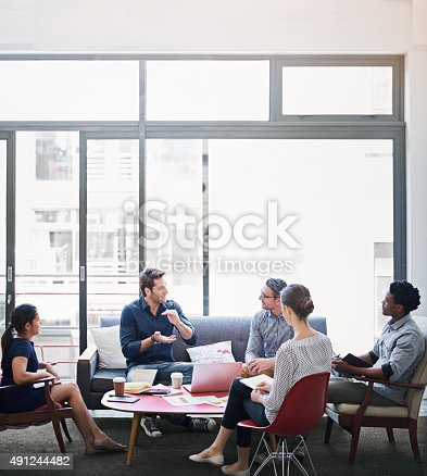 491244494 istock photo Creative minds at work 491244482