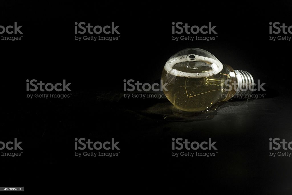 creative of light stock photo