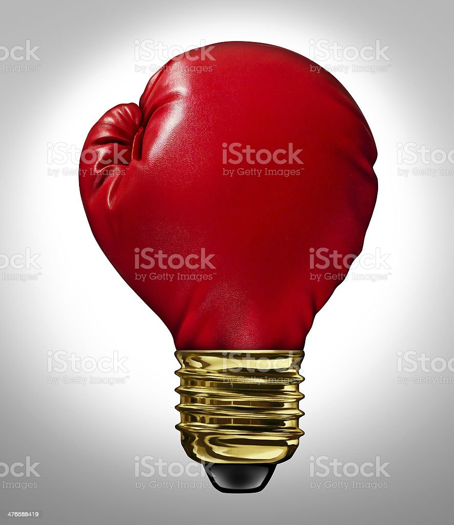 Creative Power royalty-free stock photo