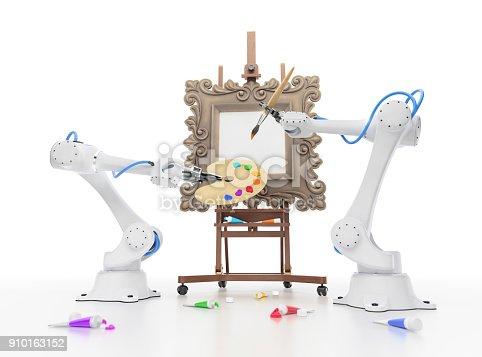 istock Creative Robotics 910163152