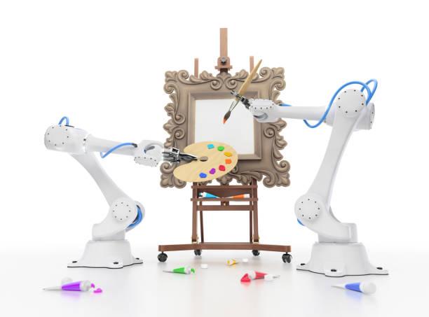 Creative Robotics stock photo