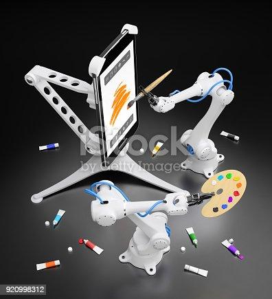 istock Creative Robotics 920998312
