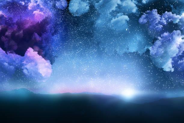 Kreativer Himmel Tapete – Foto