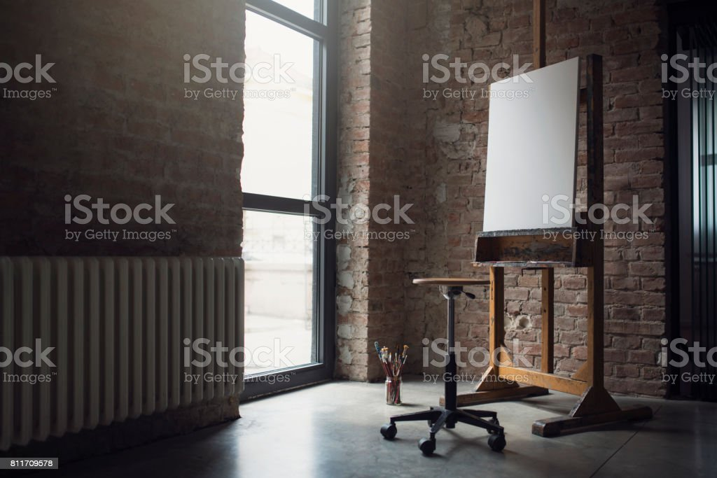 Creative Studio stock photo