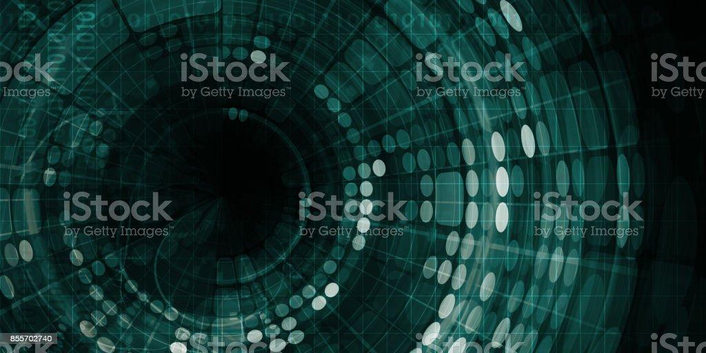 Creative Technology stock photo
