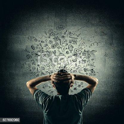istock creative thinking doodle 527692060