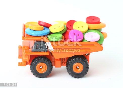 Creative toy car