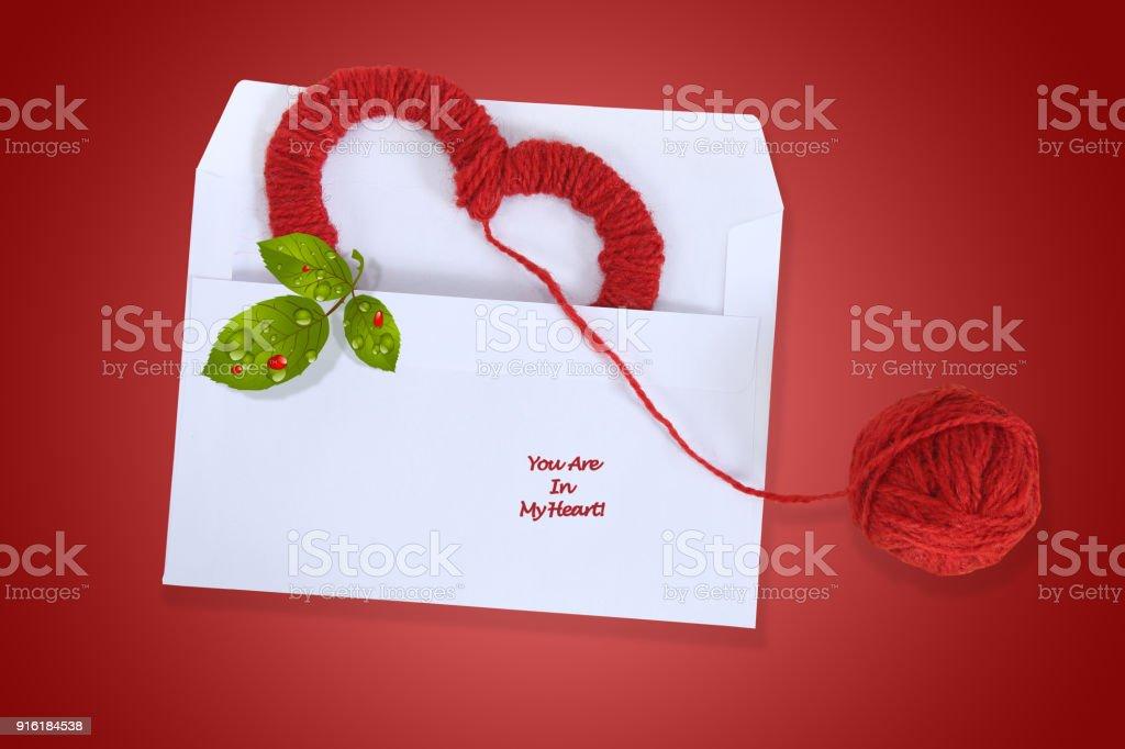 Modèle de Flyer de carte de rencontre de valentines