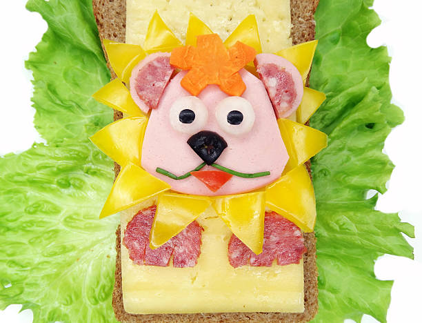 Creative vegetable sandwich with cheese ans sausage picture id478803744?b=1&k=6&m=478803744&s=612x612&w=0&h=yqng1fm kxiyvmhqpwdgvcvtw1ulhxsciisdn1ak4ro=