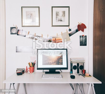 istock creative workspace desk 539305995
