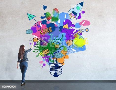 istock Creativity concept 828790500