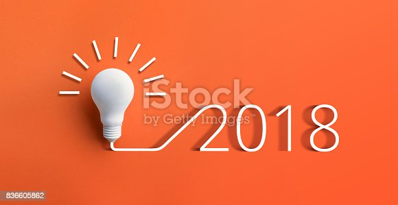 845301446 istock photo 2018 creativity inspiration concepts with lightbulb.Business idea 836605862