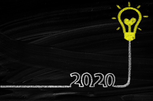 istock 2020 creativity inspiration concept,template 1173082336