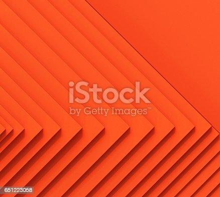 istock Creativity Movement Geometric Shape pattern Flowing 651223058