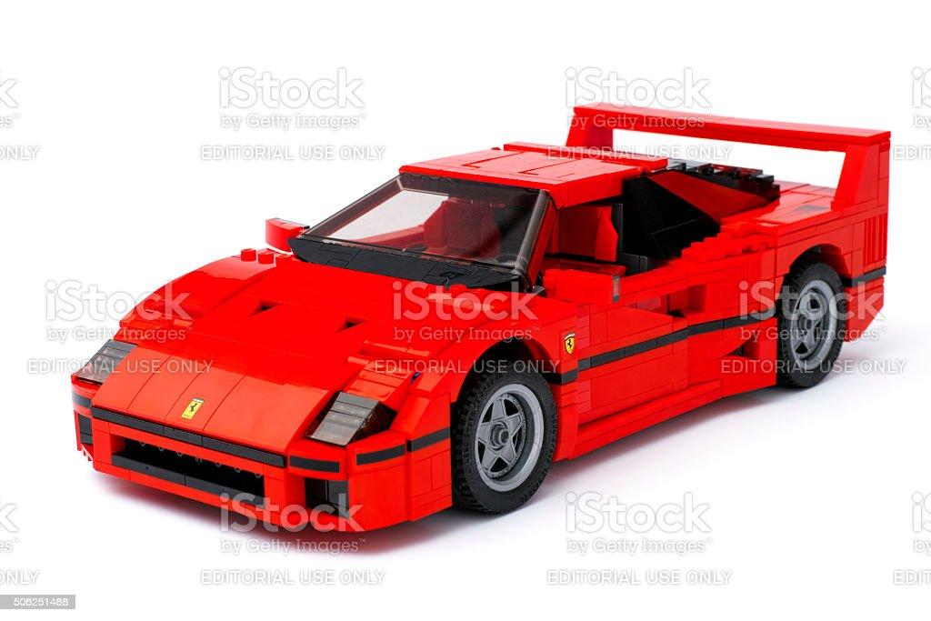 Lego Creator Ferrari F40 Stock Photo Download Image Now Istock