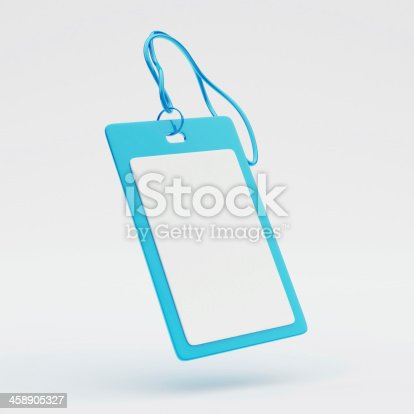istock Credential Icon 458905327