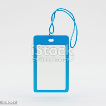 istock Credential Icon 458905331