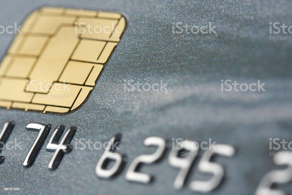 close-up di carta di credito foto stock royalty-free