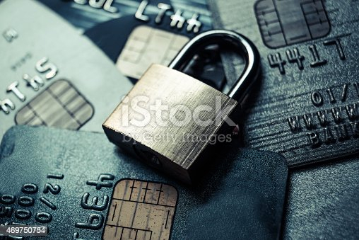istock Credit card data security 469750754