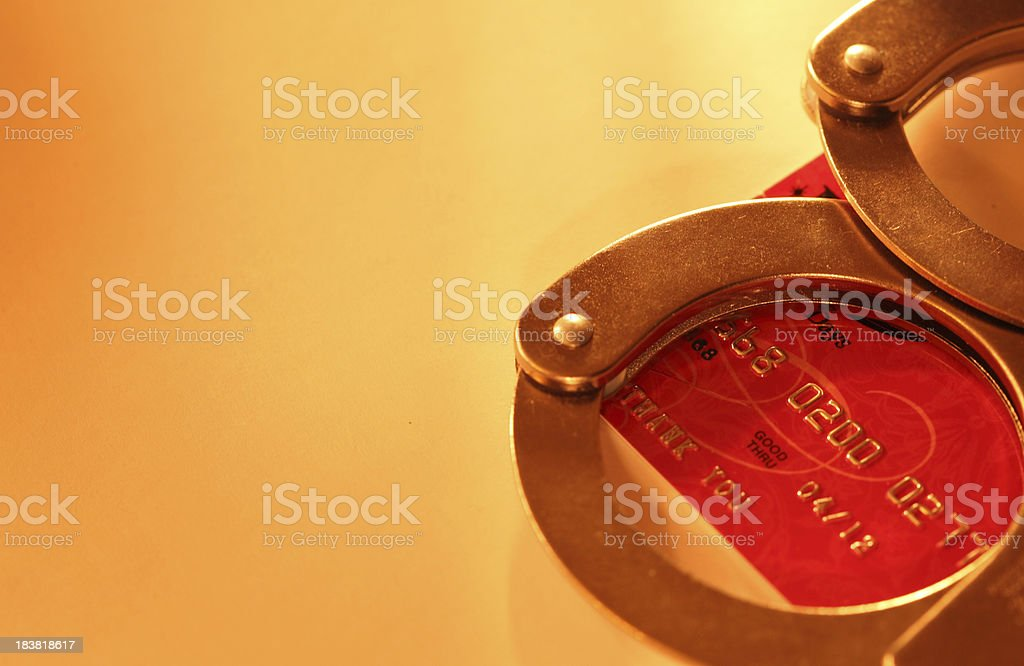 credit card fraud royalty-free stock photo