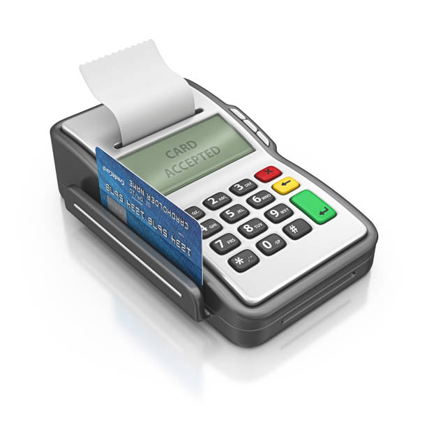 credit card reader – Foto