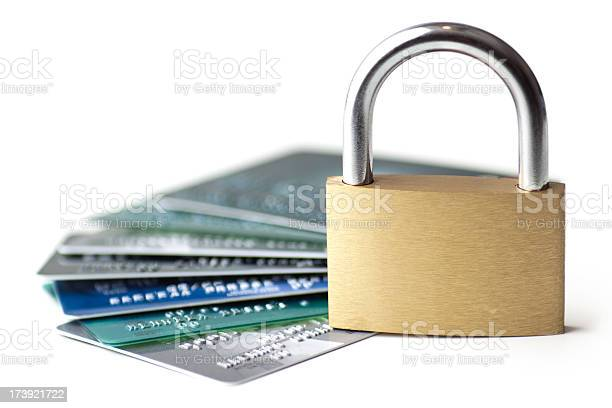 Credit Card Safety Stock Photo - Download Image Now