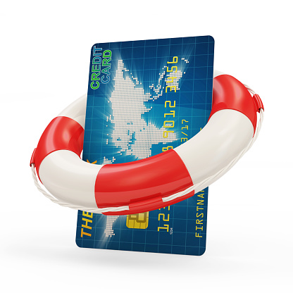 istock Credit Card Security and Service Concept 497143895