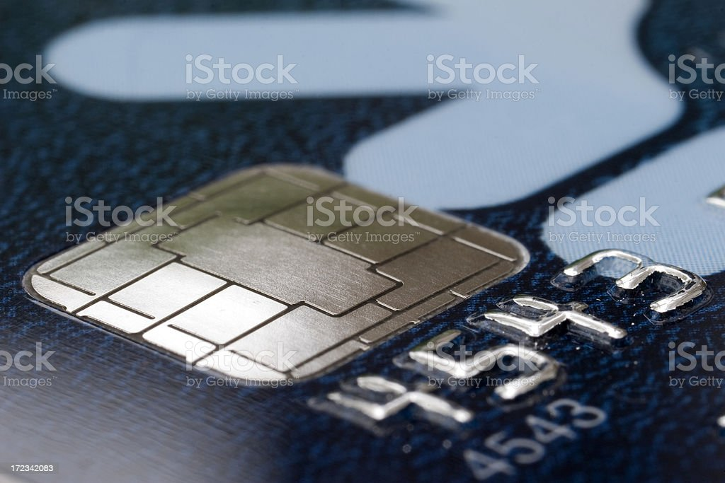 Credit Crunch royalty-free stock photo