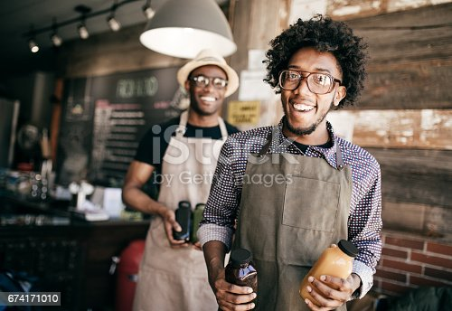 istock Credit for small businesses 674171010