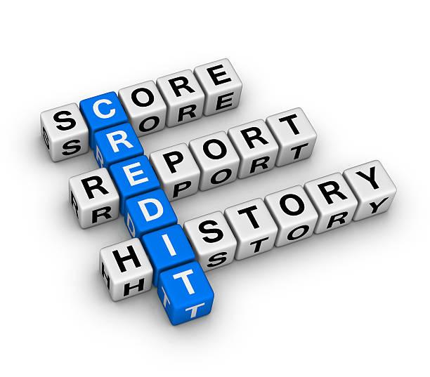 credit stock photo