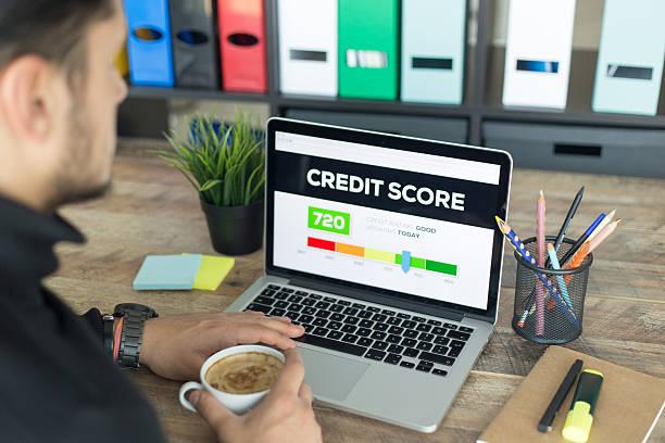 Credit Score Screen – Foto