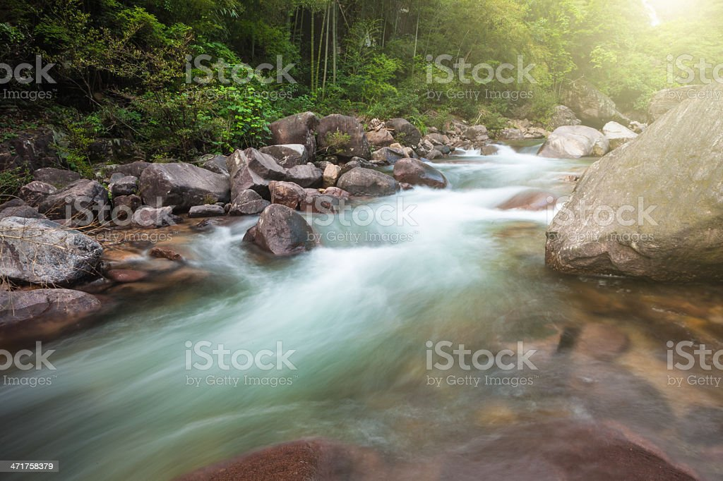 creek stock photo