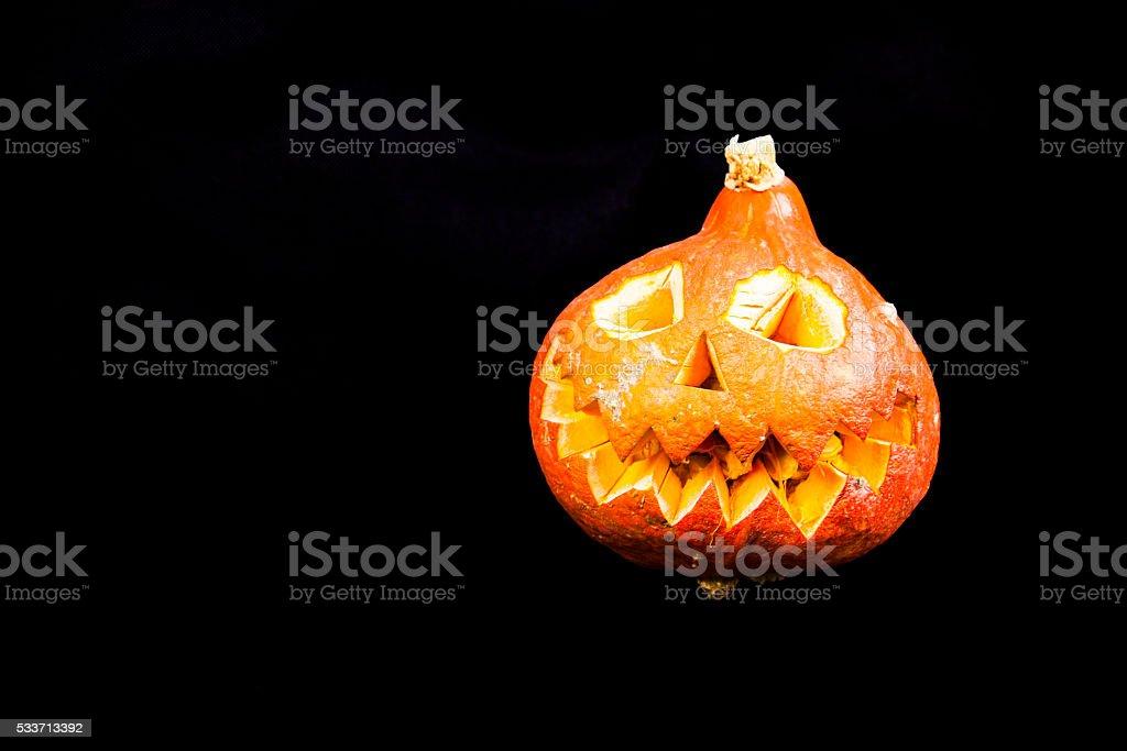 Kürbis Halloween gruselige – Foto