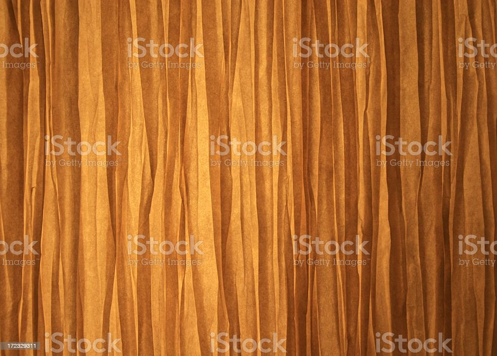 Crepe Paper stock photo