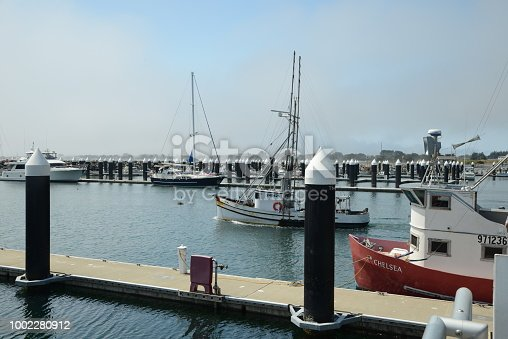 Crescent City Harbor District