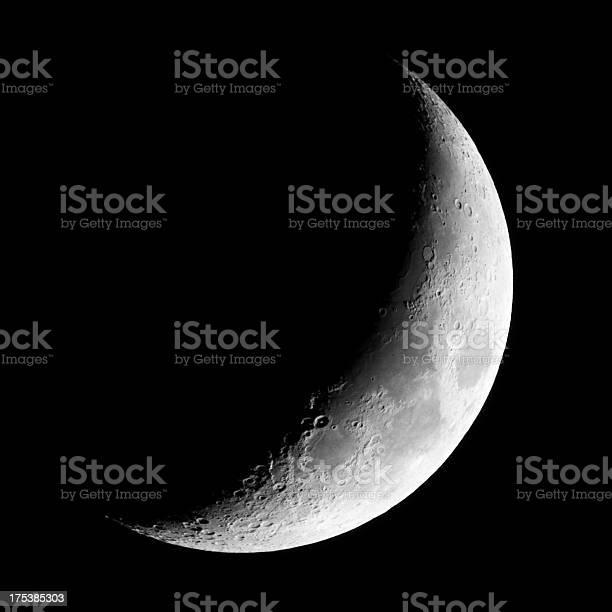 Photo of Crescent new moon (photo)