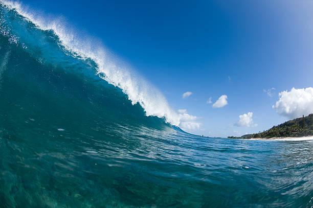 Und 1908 errichtete wave – Foto