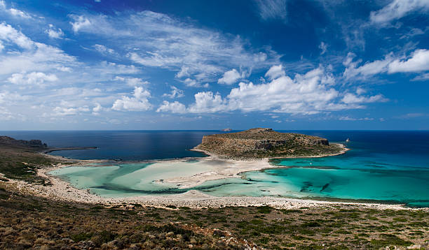 Crete islands, Greece stock photo