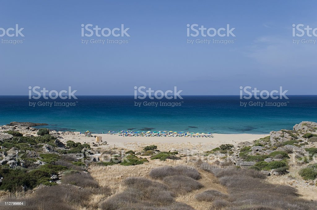 Crete islands, Greece royalty-free stock photo