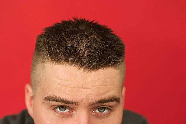 4 077 Military Haircut Stock Photos Pictures Royalty Free Images Istock