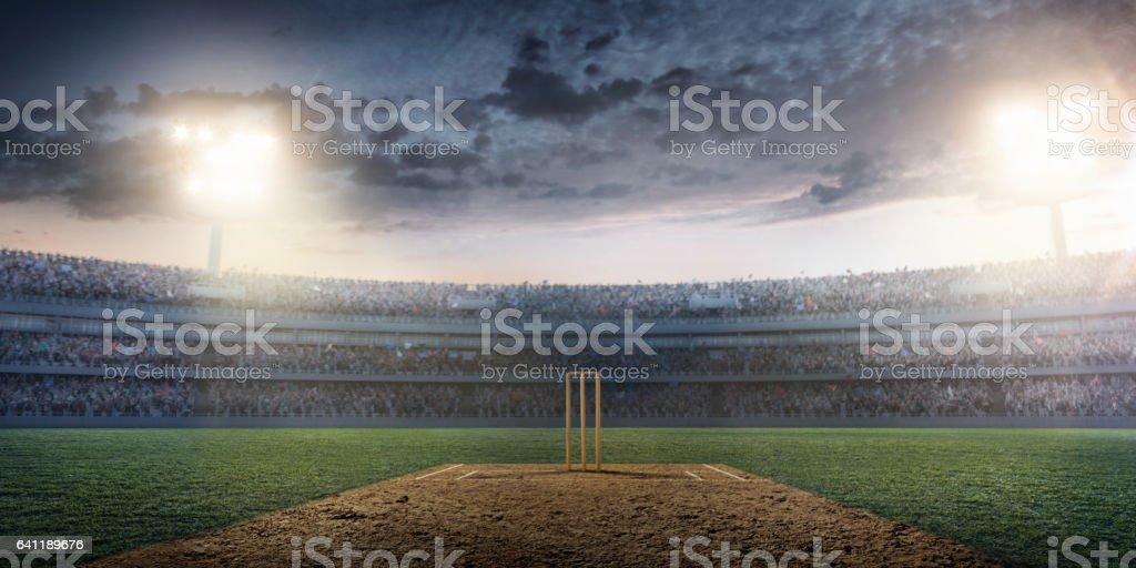 Cricket Cricket Stadium Stock Photo Download Image Now Istock