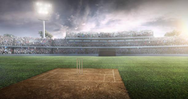 Cricket : Stade de Cricket - Photo